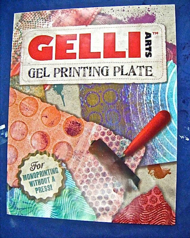 ECS Gelli Open Studio