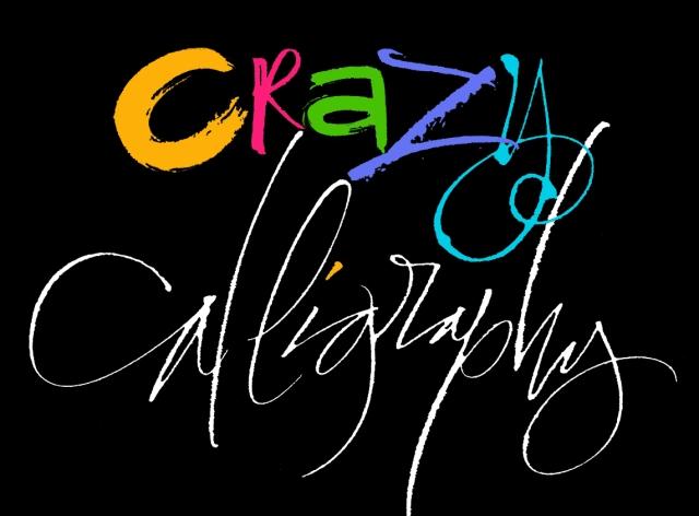 Julie Wildman Workshop - Crazy Calligraphy